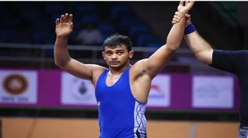 Khabar Odisha:sports--wrestling--odisha--deepak-punia-to-miss-world-wrestling-championships-final-due-to-injuries-settles-for-silver