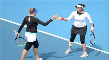 Khabar Odisha:sports-Sania-Mirza-Wins-Hobart-International-Doubles-Title