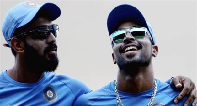 Khabar Odisha:sports-cricket-odisha-Hardik-Pandya-Lokesh-rahul-suspended