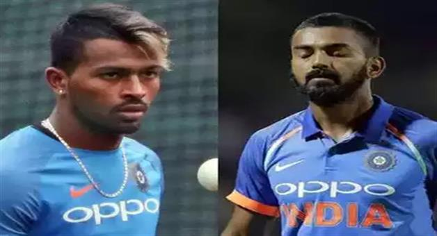 Khabar Odisha:sports-cricket-odisha-hardikj-pandya-and-kl-rahul-suspended
