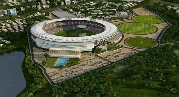 Khabar Odisha:sports-news-World-XI-Vs-Asia-XI-On-Cards-As-World-Largest-New-Sardar-Patel-Stadium-Opens-In-Ahmadabad
