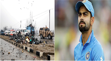 Khabar Odisha:sports-odisha-Cricketer-Virat-Kohli-has-suspended-the-RP-SG-Indian-Sports-Awards-program-on-Saturday-due-to-the-terrorist-attack-in-Pulwama
