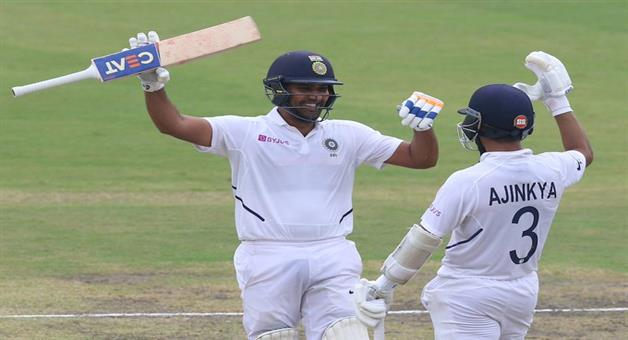 Khabar Odisha:sports-odisha-india-south-affrica-third-test-ajinkya-rahane-century