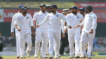 Khabar Odisha:sports-odisha-india-won-ranchi-test-against-south-affrica-of-one-innings-and-202-runs