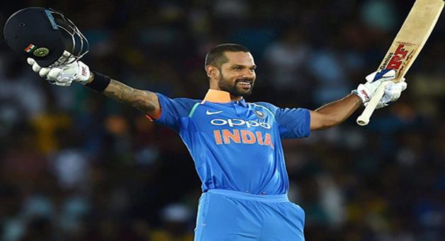 Khabar Odisha:sports-odisha-indian-cricketer-sikhar-dhawan-injured-while-practicing