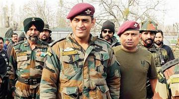 Khabar Odisha:sports-odisha-mahendra-singh-dhoni-what-does-after-coming-from-army-training