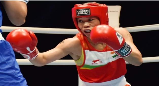 Khabar Odisha:sports-odisha-world-boxing-championship-marycom-lost-and-won-bronze-medal