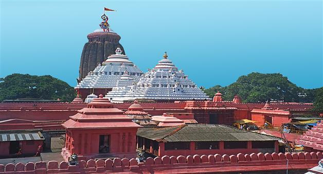 Khabar Odisha:srimandir-jagmohan-issue-by-asi