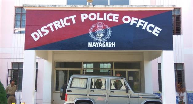 Khabar Odisha:state-news-Minor-girl-rape-accused-tapan-arrested-again-near-his-village-in-Nayagarh