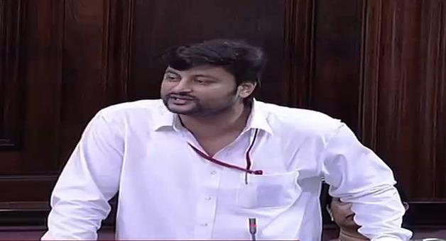 Khabar Odisha:state-news-case-registered-aganist-mp-anubhav-mohanty