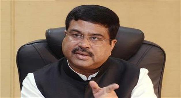 Khabar Odisha:state-news-union-minister-dharmendra-Pradhan-twits-for-upcoming-cyclone-bulbul