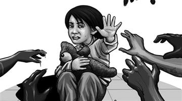 Khabar Odisha:state-odisha-Class-3-girl-student-allegedly-raped-in-Jhirpani-area