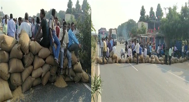 Khabar Odisha:state-odisha-Farmers-Victim-Of-Govts-Faulty-Paddy-Procurement-System