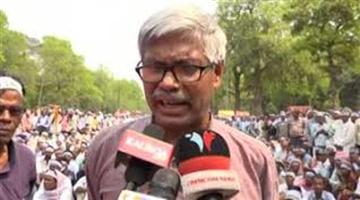 Khabar Odisha:state-odisha-Farmers-under-the-aegis-of-Naba-Nirman-Krushak-Sangathan-NNKS-take-out-rally-from-PMG-Square-to-Naveen-Niwas