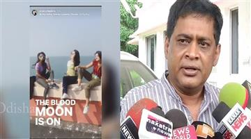 Khabar Odisha:state-odisha-My-daughterl-is-a-grown-up-girl-says-health-minister-Naba-das