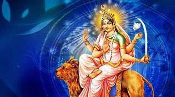 Khabar Odisha:state-odisha-Navaratri-6th-day-katyayani-besa