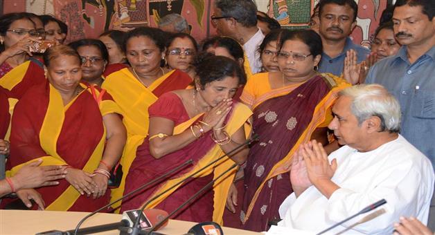 Khabar Odisha:state-odisha-Naveen-Pattnaik-increase-Anganwadi-workers-salary