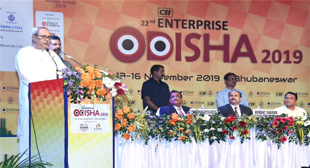 Khabar Odisha:state-odisha-Next-edition-of-Make-In-Odisha-Conclave-to-be-organised-from-November-30-2020-to-December-4