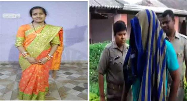 Khabar Odisha:state-odisha-PEO-smitarani-biswal-murder-case
