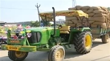 Khabar Odisha:state-odisha-Uncertainty-over-PaddyProcurement-in-Odisha-Protesting-token-system