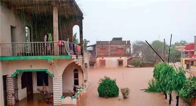 Khabar Odisha:state-odisha-balangir-flood-condition-is-under-control