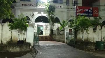 Khabar Odisha:state-odisha-baripada-police-si-died-when-checking-bikes-and-cars-at-university-road