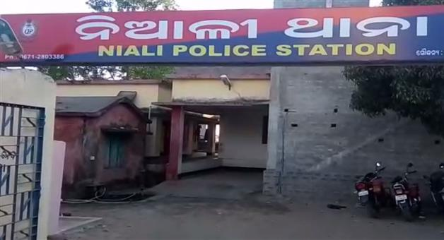 Khabar Odisha:state-odisha-crime-man-attacked-women-for-property-matter