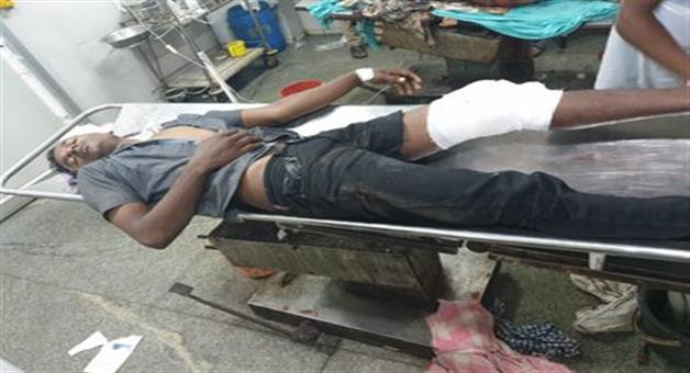 Khabar Odisha:state-odisha-encounter-in-cuuttack-muna-dehury-injured