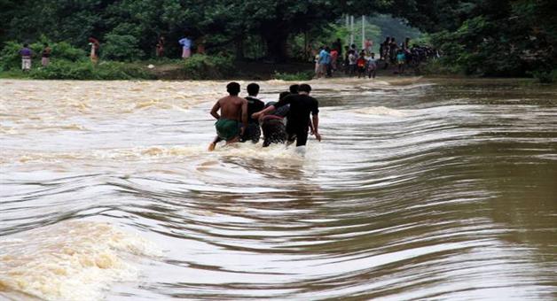 Khabar Odisha:state-odisha-flood-in-kalahandi-bargarh-binika