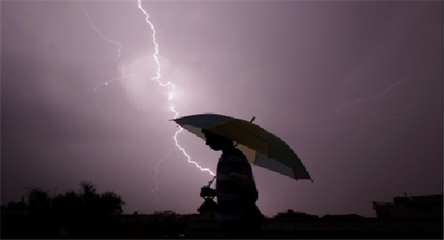 Khabar Odisha:state-odisha-heavy-rain-and-thundering-to-8-district-till-4-30pm-today