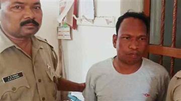Khabar Odisha:state-odisha-junagarh-rape-and-vedio-viral-case-driver-lalindra-arrested