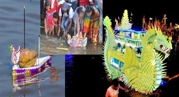 Khabar Odisha:state-odisha-kartika-purnima-preparation-in-lingaraj-temple