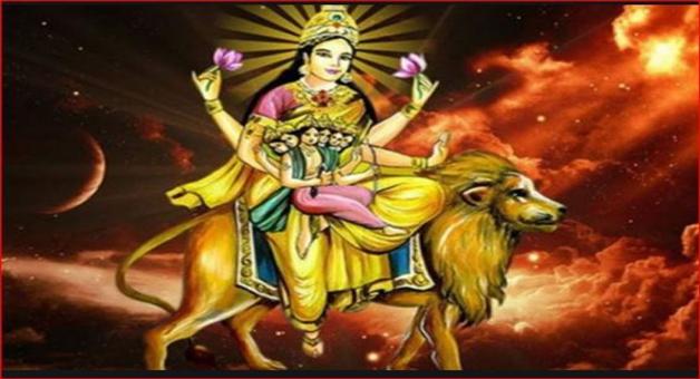Khabar Odisha:state-odisha-navaratri-5th-day-skandamata