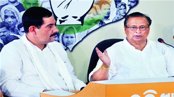 Khabar Odisha:state-odisha-niranjan-patnaik-met-jitendra-singh-at-new-delhi