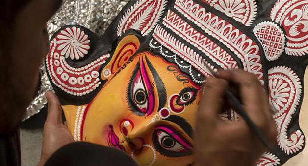 Khabar Odisha:state-odisha-preparation-of-cuttack-durga-puja