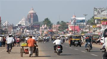 Khabar Odisha:state-odisha-puri-srimandir-front-declared-as-no-parking-jone