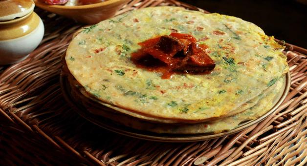 Khabar Odisha:state-odisha-radish-or-mooli-paratha-recipe
