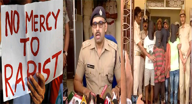 Khabar Odisha:state-odisha-sambalpur-rape-case-4-rapist-arrested