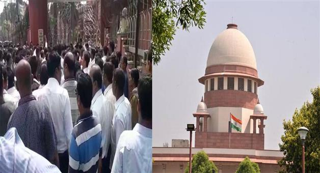 Khabar Odisha:state-odisha-supreme-court-condemn-the-strike-of-oduisha-high-court-lawer