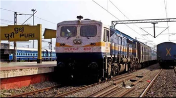 Khabar Odisha:state-odisha-two-special-train-to-puri-on-kartika-poornima