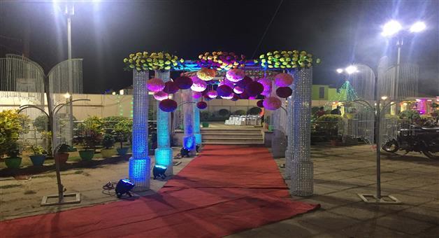 Khabar Odisha:state-odisha-which-mandap-has-no-parking-ready-to-face-action