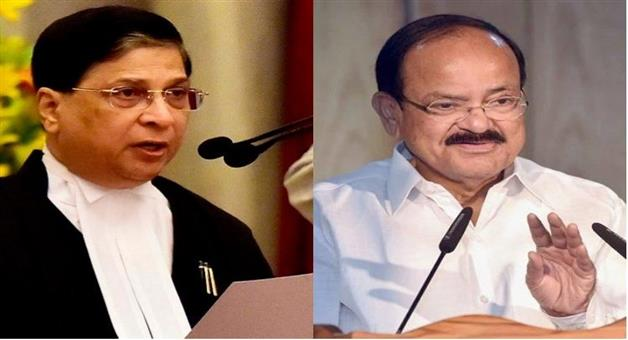 Khabar Odisha:statement-of-vice-president-on-impeachment