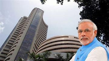 Khabar Odisha:stock-market-open-on-high-sensex-gain-946-points