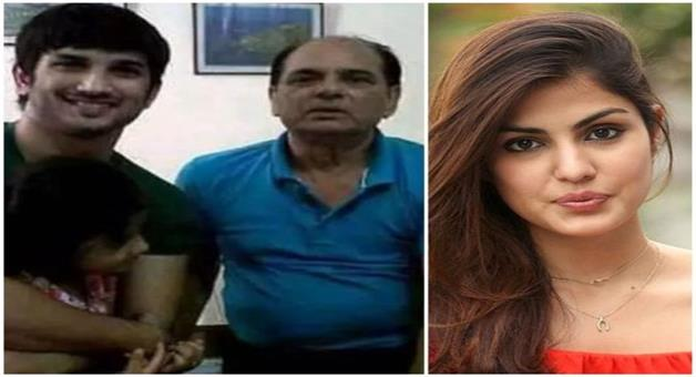 Khabar Odisha:sushant-singh-rajput-father-registers-fir-against-rhea-chakraborty-in-patna