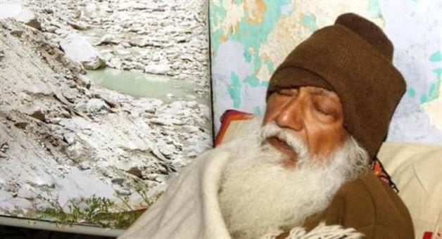 Khabar Odisha:swami-sanand-death-in-rishikesh-aiims