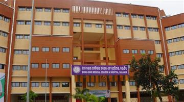 Khabar Odisha:sweeper-fir-against-Bhima-Bhoi-medical-college-chairman