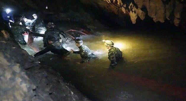 Khabar Odisha:thailand-cave-oxygen-levels-have-fallen-to-potentially-dangerous-levels-footballer-child