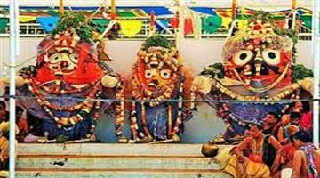 Khabar Odisha:the-Snana-Jatra-rituals-of-lord-Jagannath-is-in-the-final-stages-of-preparation-in-the-temple