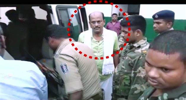 Khabar Odisha:tito-remand-duration-ends