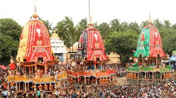 Khabar Odisha:today-three-deities-will-entry-shree-gundicha-temple